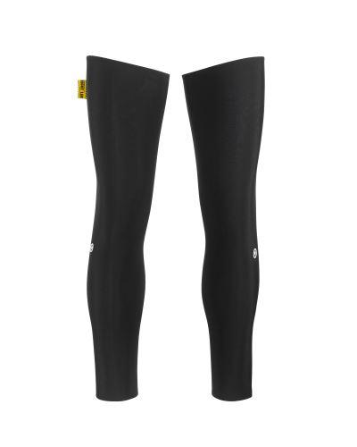 návleky na nohy ASSOS Spring Fall Leg Warmer Black Series