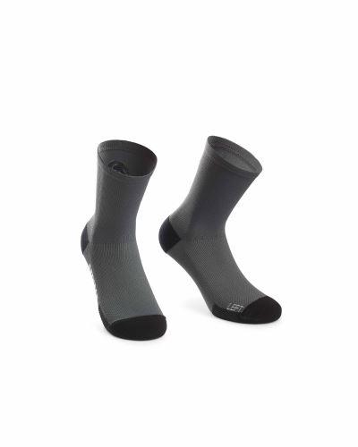 ponožky ASSOS XC Socks Torpedo Grey