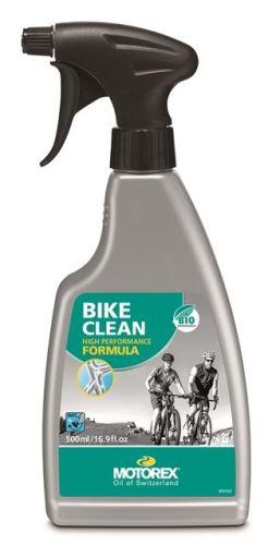 čistič Motorex Bike Clean rozprašovač 500ml