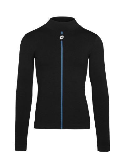 spodní triko ASSOS Winter LS Skin Layer Black Series