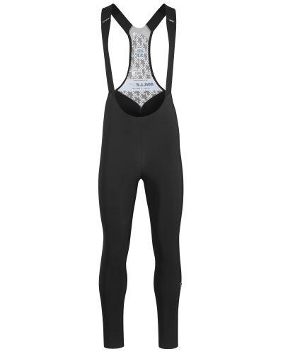 kalhoty ASSOS MILLE GT Winter Bib Tights Black Series