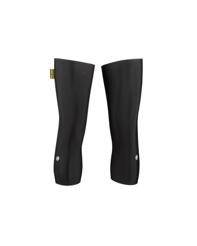 návleky na kolena ASSOS Knee Warmer Black Series