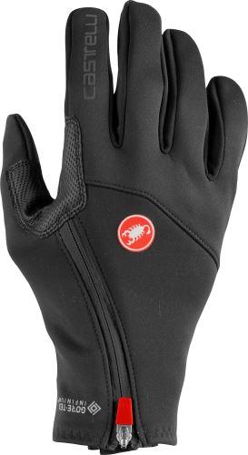 zimní rukavice Castelli Mortirolo Glove Light Black