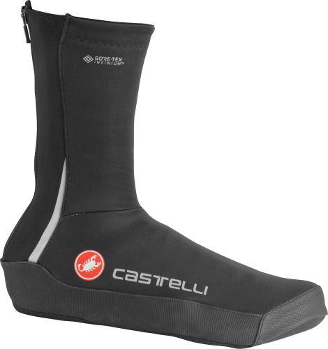 návleky na tretry Castelli Intenso UL Shoecover Light black