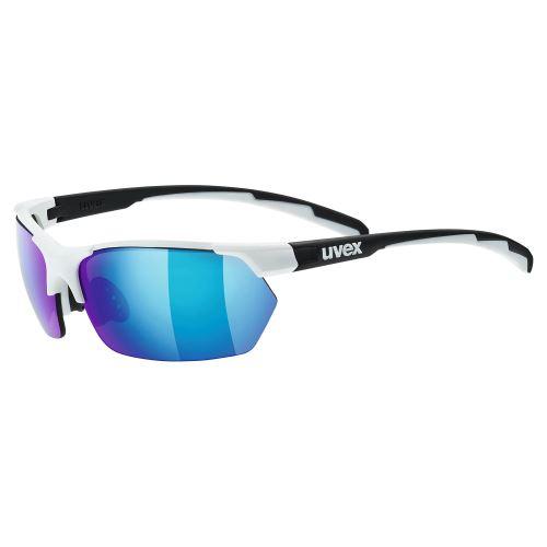 brýle UVEX Sportstyle 114 White Black Mat