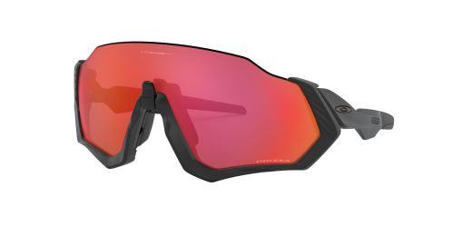 brýle Oakley Flight Jacket Matte Black/Prizm Road Black