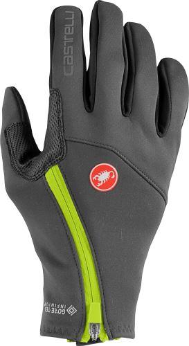 zimní rukavice Castelli Mortirolo Glove Dark Grey