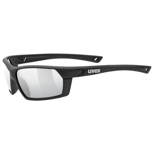 brýle UVEX Sportstyle 225 Black Mat