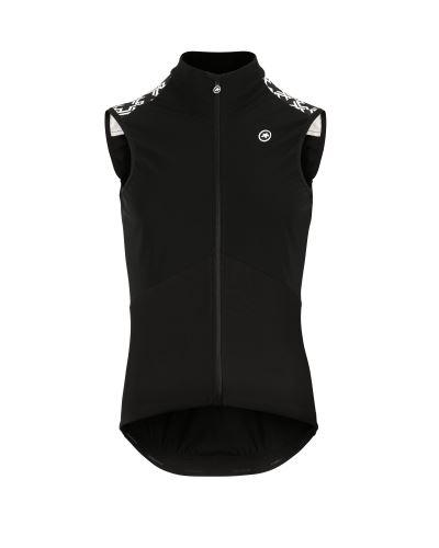 vesta ASSOS MILLE GT Spring Fall Airblock Vest Black Series