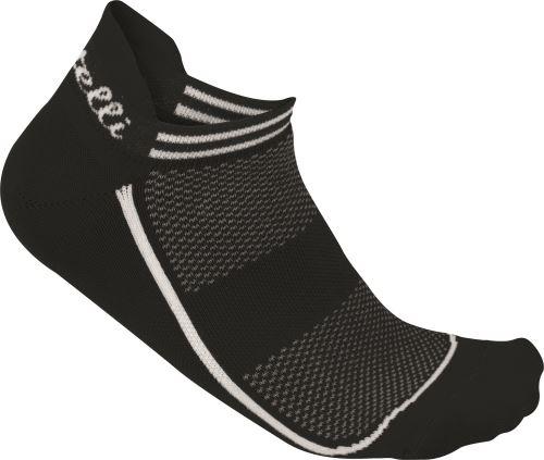 dámské ponožky Castelli Invisibile Black