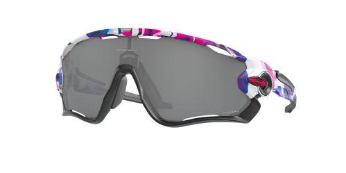 brýle Oakley Jawbreaker Kokoro Collection Meguru Spin/Prizm Black