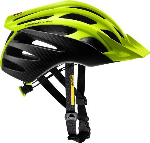 helma MAVIC Crossmax SL PRO MIPS Safety Yellow 2021