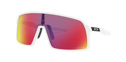 brýle Oakley Sutro Matte White/Prizm Road