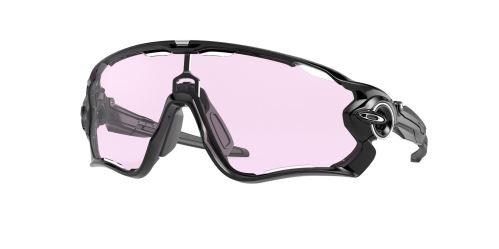 brýle Oakley Jawbreaker Polished Black/Prizm Low Light