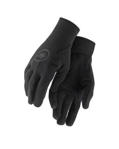 zimní rukavice ASSOS Winter Gloves Black Series