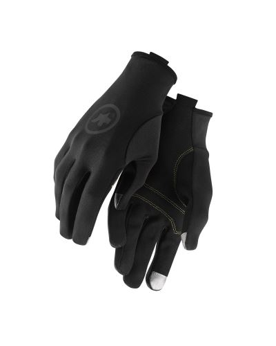 rukavice ASSOS Spring Fall Gloves Black Series