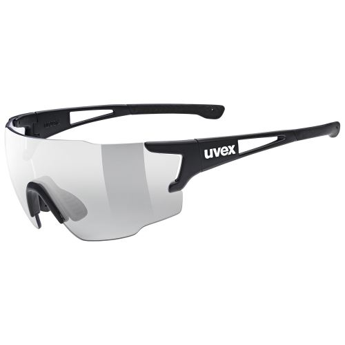 brýle UVEX Sportstyle 804 VM Black/Smoke