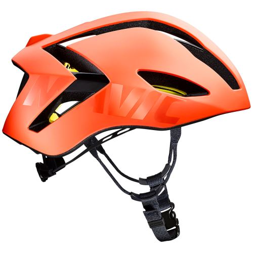 helma MAVIC Comete Ultimate MIPS Red-Orange 2021