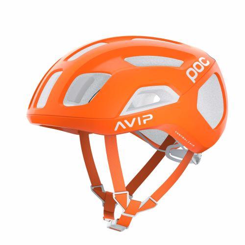 helma POC Ventral Air SPIN Zink Orange AVIP 2021