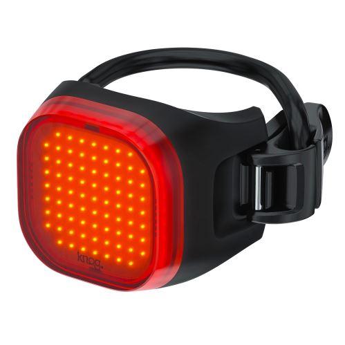 světlo KNOG Blinder Mini Square black zadní