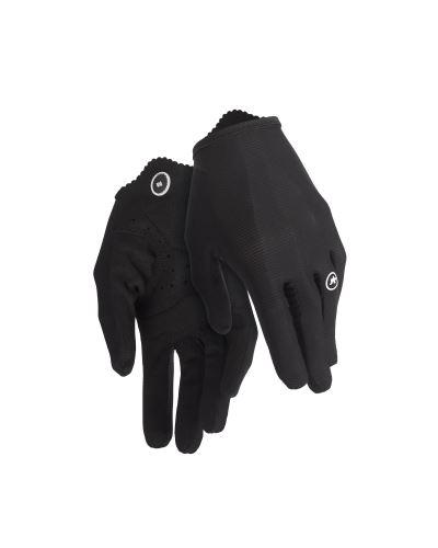rukavice ASSOS RS Aero FF Gloves Black Series