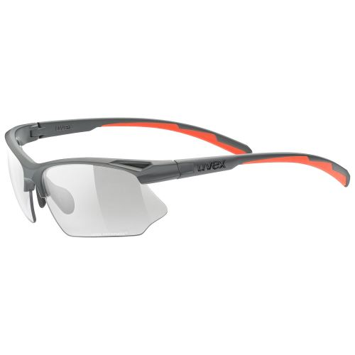 brýle UVEX Sportstyle 802 Vario Grey Mat