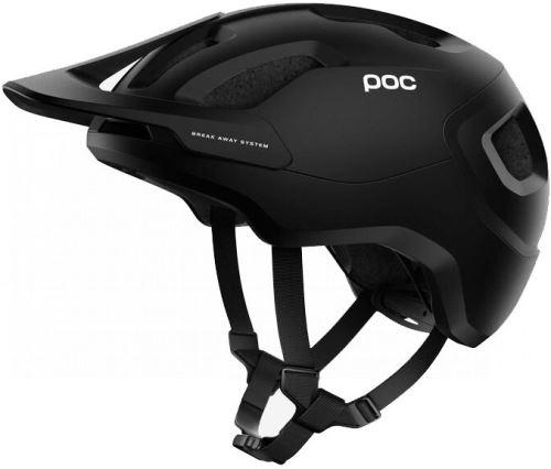helma POC Axion Spin Matt Black 2021