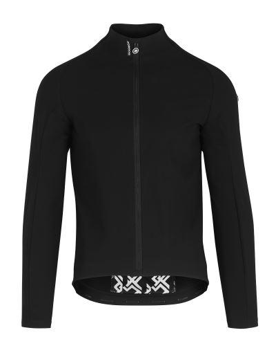 zimní bunda ASSOS Mille GT Ultraz Winter Jacket EVO Black Series