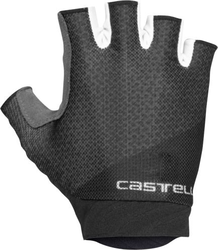 dámské rukavice Castelli Roubaix Gel 2 Light Black