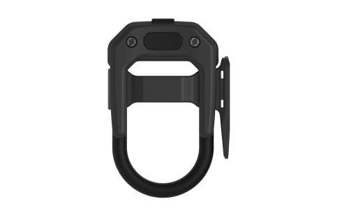 zámek Hiplok DX with frame clip - all black
