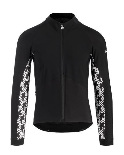 bunda ASSOS MILLE GT Jacket Spring Fall Black Series