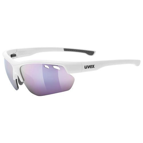 brýle UVEX Sportstyle 115 White Mat