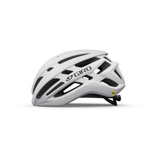 helma Giro Agilis MIPS Mat White 2021