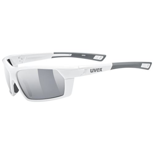 brýle UVEX Sportstyle 225 White Mat