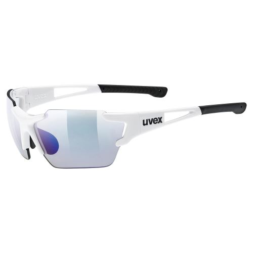 brýle UVEX Sportstyle 803 Small Race VM White