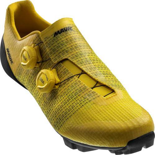 tretry MTB MAVIC Ultimate XC Yellow