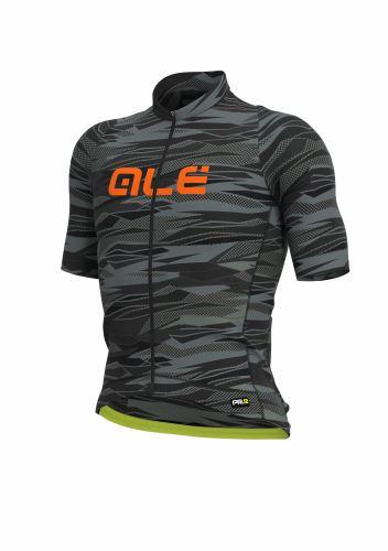 dres ALÉ GRAPHICS PRR ROCK Black/Fluo Orange