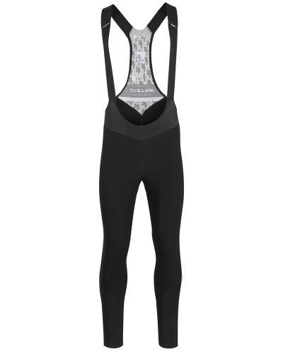 kalhoty ASSOS MILLE GT Ultraz Winter Bib Tights Black Series