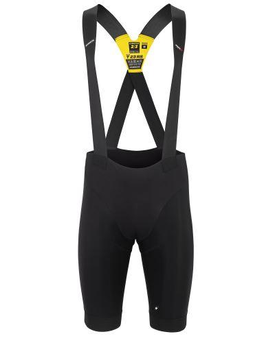 kraťasy ASSOS Equipe RS Spring Fall Bib Shorts Black Series