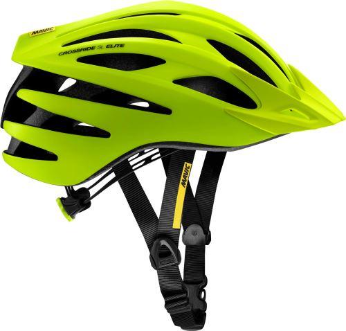helma MAVIC Crossride SL Elite safety yellow/black 2021