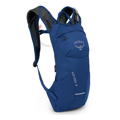 batoh Osprey Katari 3 Cobalt Blue (bez rezervoáru)