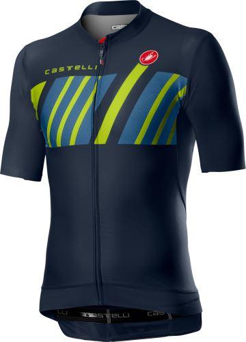 dres Castelli Hors Categorie Dark Steel Blue