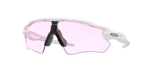 brýle Oakley Radar EV Path Polished White/Prizm Low Light
