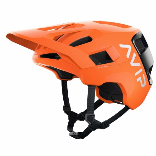 helma POC Kortal Race MIPS Fluorescent Orange AVIP/Uranium Black Matt 2021
