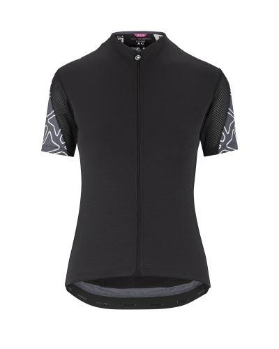 dámský dres ASSOS XC Woman Short Sleeve Jersey Black Series