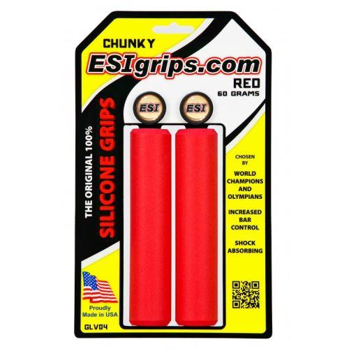gripy ESI Chunky Red