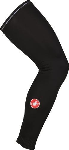 návleky na nohy Castelli Upf 50 Black