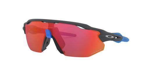 brýle Oakley Radar EV Advancer Matte Carbon/Prizm Trail Torch