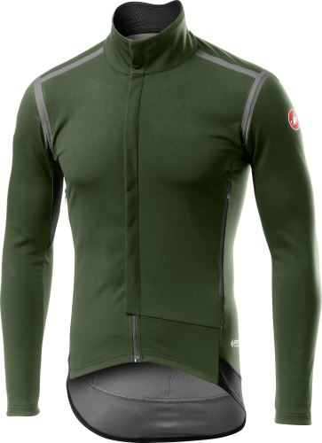 bunda Castelli Perfetto Ros Long Military green