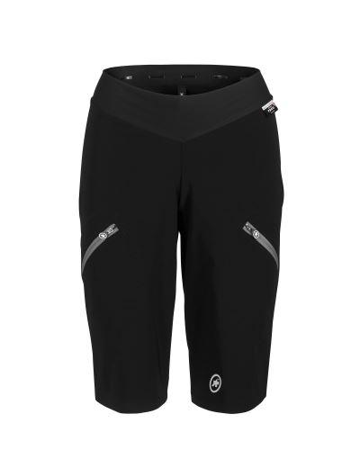 dámské kraťasy ASSOS TRAIL Women´s Cargo Shorts Black Series